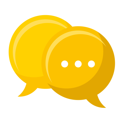 Chat with contacts